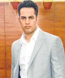 Handsome Boy Upen Patel