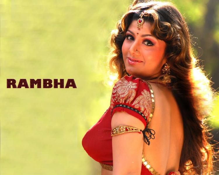 Rambha looking beautiful