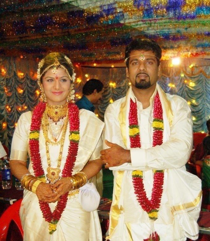 Rambha marriage pics