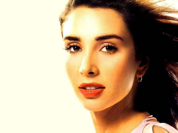 Lisa Ray lips pics