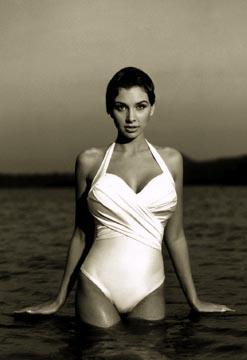 Lisa Ray swimsuit photoshoot