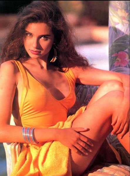 Hot and spicy Lisa Ray wallpaper