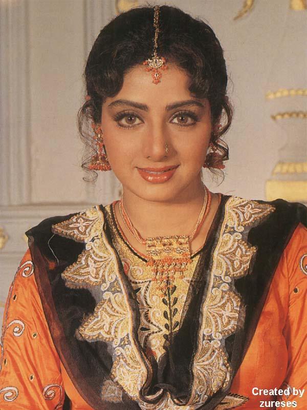 Sri Devi beautiful look pics