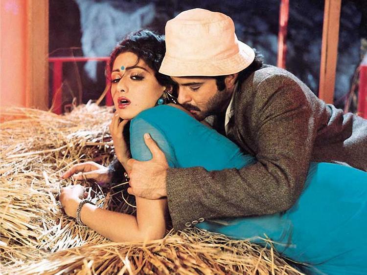 Sri Devi hot scene pic in Mr India