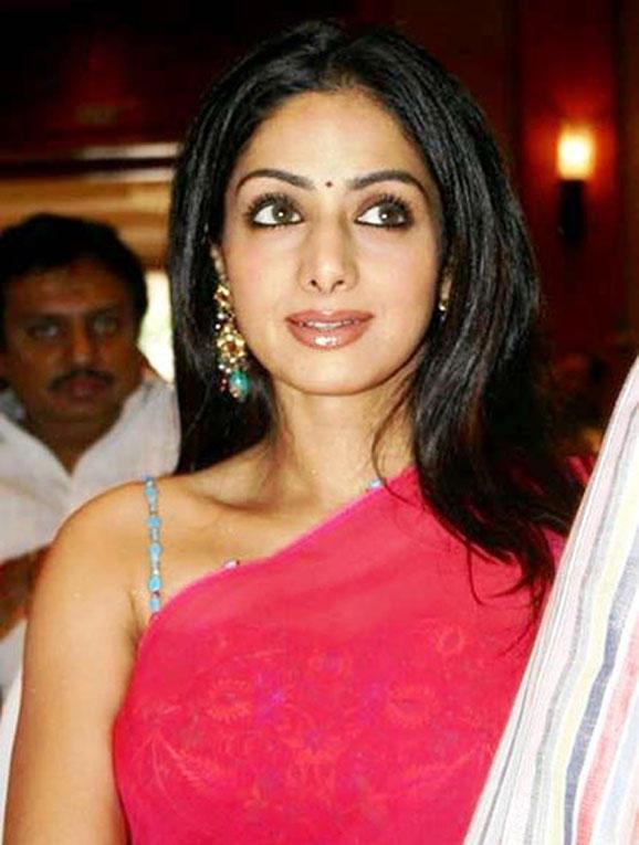 Sri Devi looking gorgeous