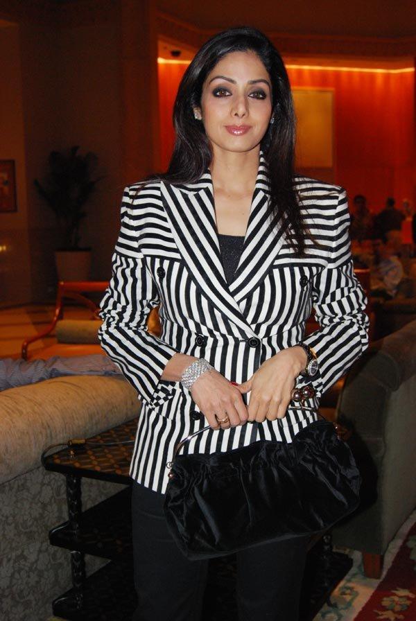 Sri Devi Kapoor poses to photoshoot