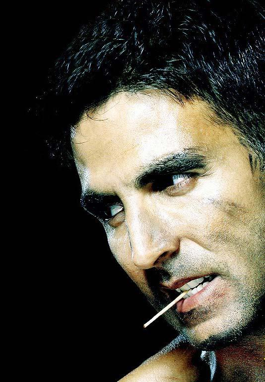 Akshay Kumar Naughty look