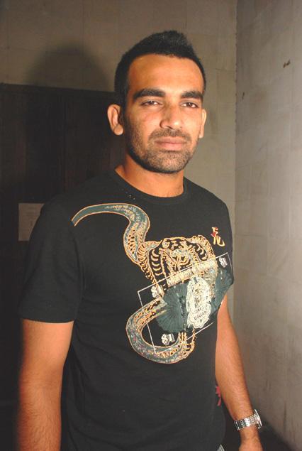 Zaheer Khan Hot photos