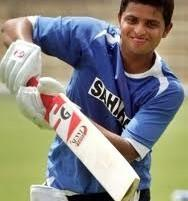 suresh raina practice session pics