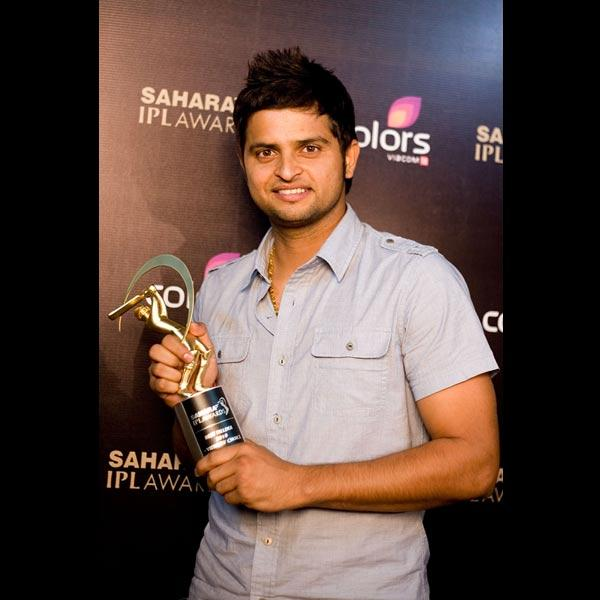 Suresh Raina Best Fielder Viewers Choice