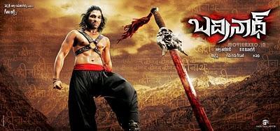 Badrinath movie poster allu arjun hot stills