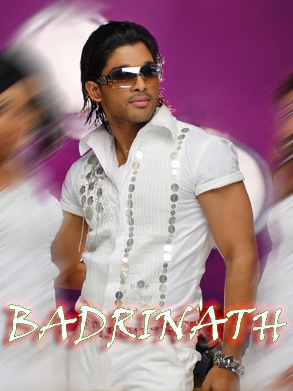 Badrinath telugu movie Allu Arjun stylist stills