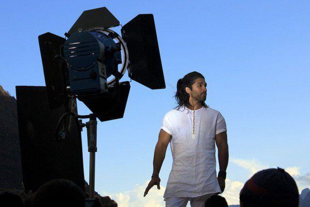 Allu Arjun Badrinath telugu movie photos