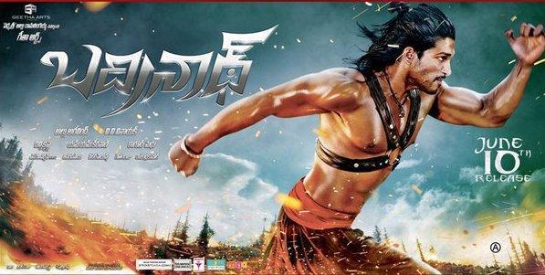 Allu Arjuns Badrinath movie New Exciting Poster