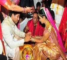 Allu Arjun Engagement with Sneha Reddy