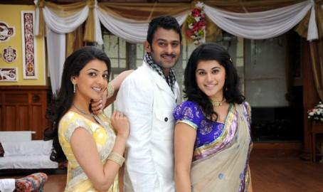 Prabhas,kajal agarwal,tapsee mr perfect telugu movie stills