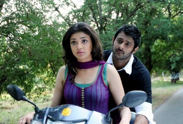 Prabhas kajal agarwal mr perfect bike stills