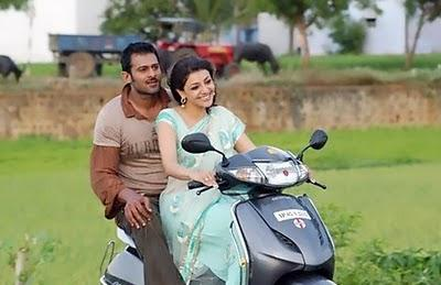 Prabhas kajal agarwal mr perfect telugu movie bike stills