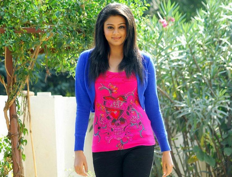 Beautiful Priyamani look