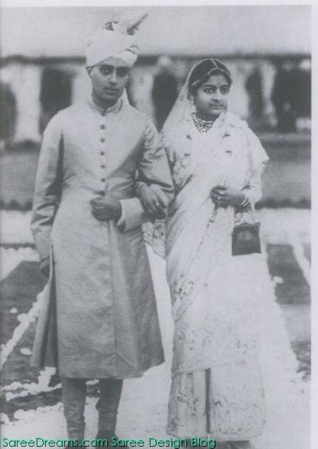 Jawaharlal Nehru with Wife Kamala