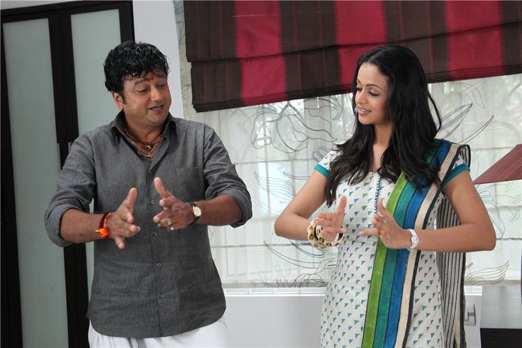 kudumbasree travels movie Jayaram Bhavana cute photos