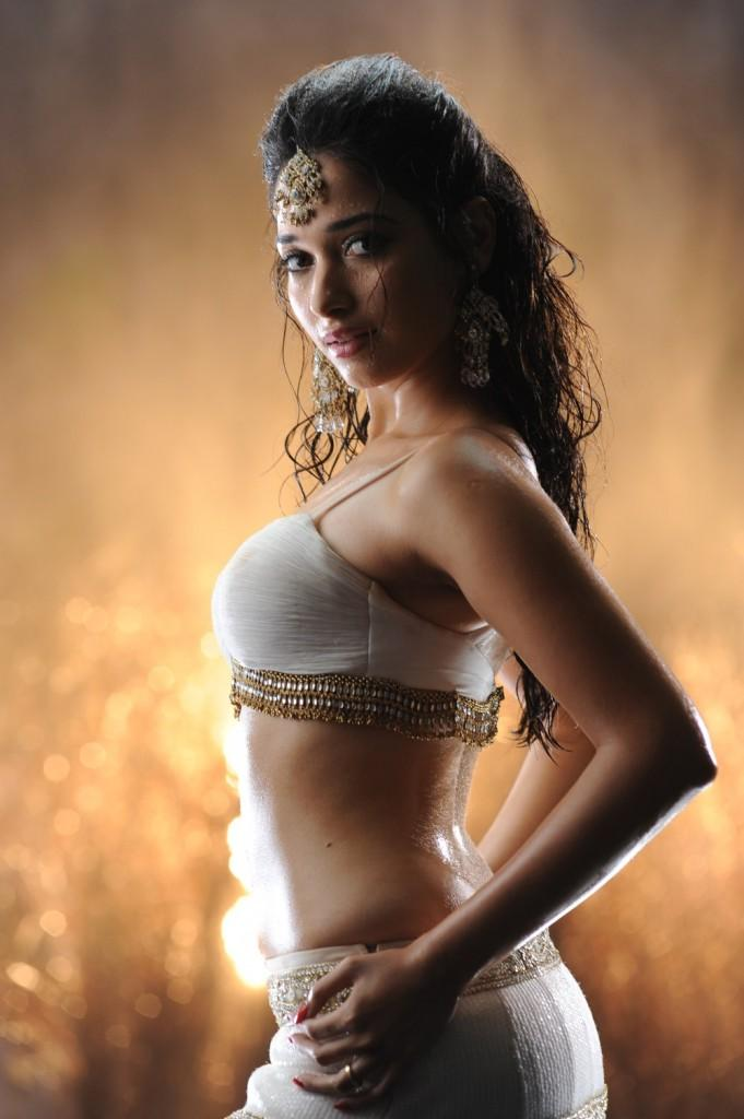 Tamanna hot stills in badrinath telugu movie stills