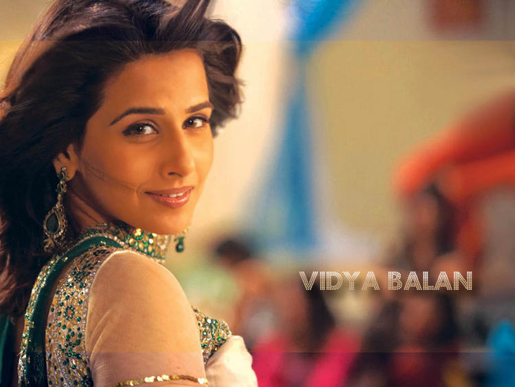 Vidya Balan in Kismat Konnection