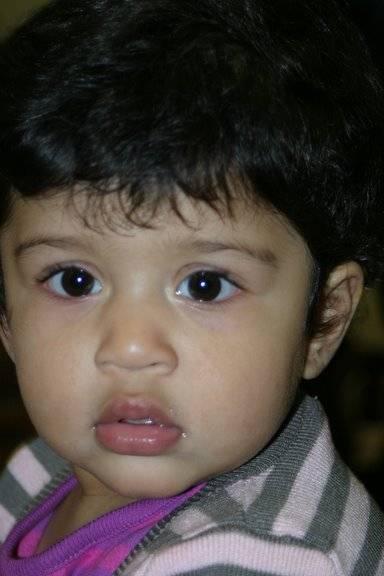 Surya jyothika daughter diya very cute stills