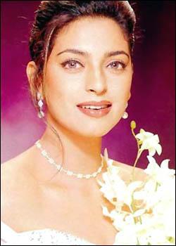 Juhi Chawla amazing look