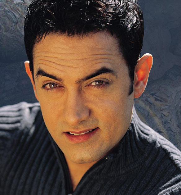 Aamir Khan glazing eyes pics