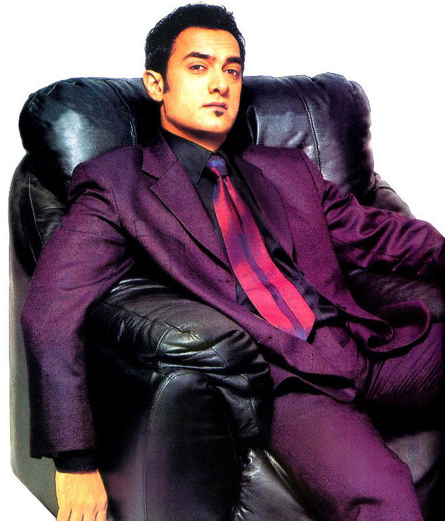 Aamir Khan latest photoshoot