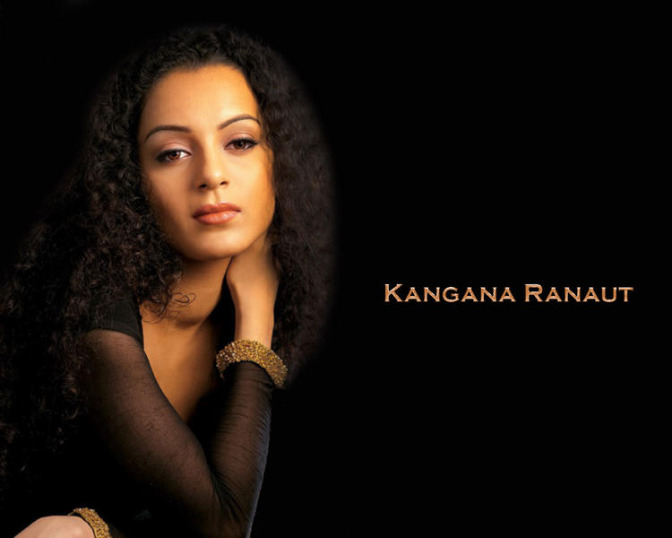 Kangana Ranaut latest sexy wallpaper