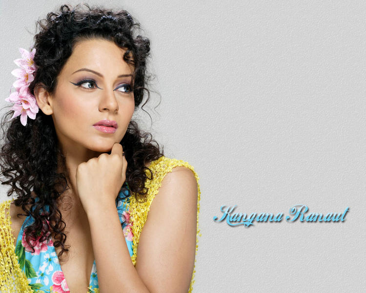 Kangana Ranaut  latest hot wallpaper