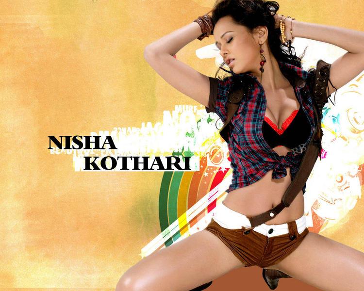 Nisha Kothari sexiest pics
