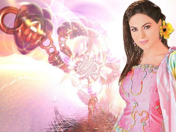 Veena Malik Hot Pakistani Actor