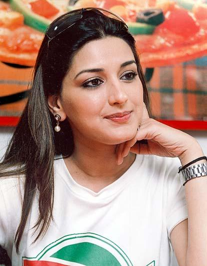 Sonali Bendreat limca ad