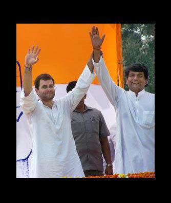 Rahul Gandhi expressions