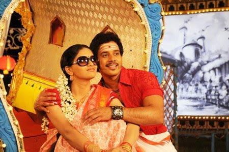 Sunaina and Bharath stills by thiruthani film