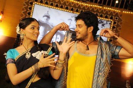 Sunaina and Bharath thiruthani movie cute stills