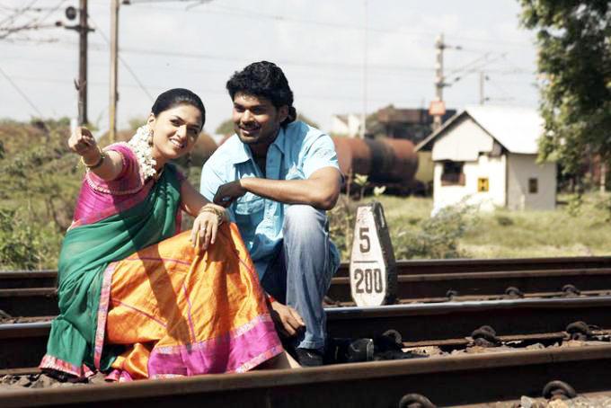 Kathirvel ajmal ameer sunaina saree stills