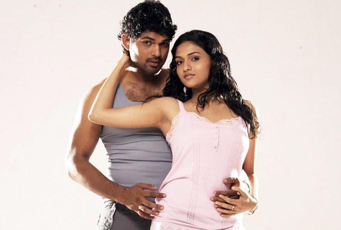 Kathirvel tamil movie ajmal ameer and sunaina hot stills