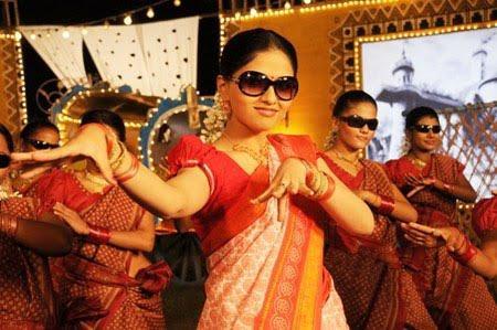 Sunaina song stills in Thiruthani