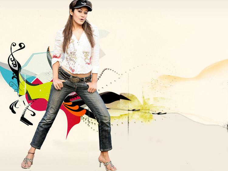 Anjali Pandey latest sexy wallpaper