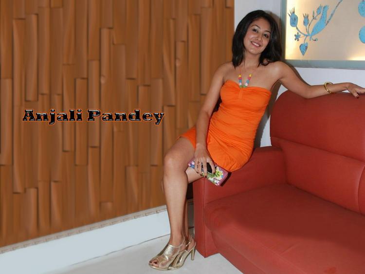 Anjali Pandey hot wallpaper