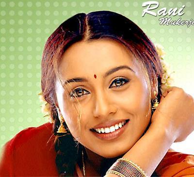 Rani Mukherjee simple pics