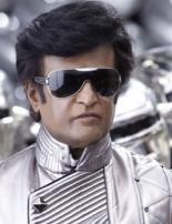 Rajinikanth in Robot hot images