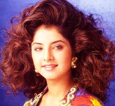 Divya Bharti Brown wallpaper