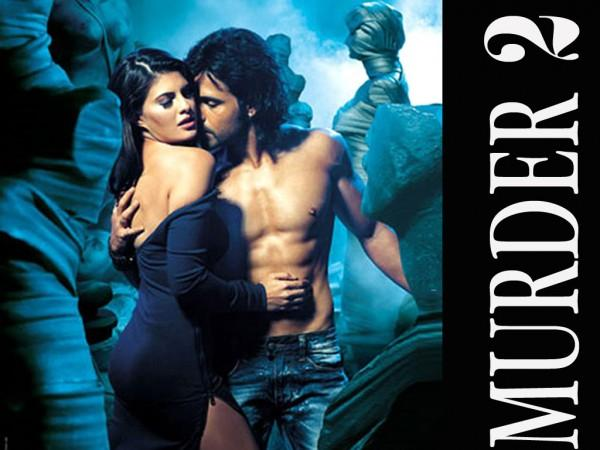Jacqueline Fernandez and Emraan Hashmi Murder 2 wallpaper