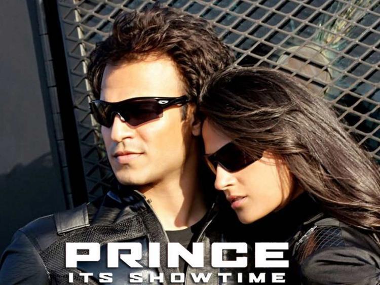 Vivek Oberoi in Prince hindi movie  wallpaper