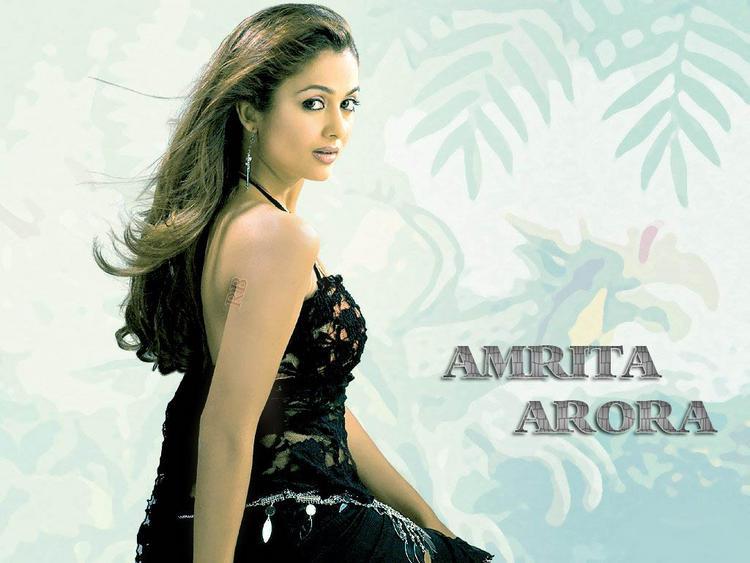 Amrita Arora beautiful wallpaper